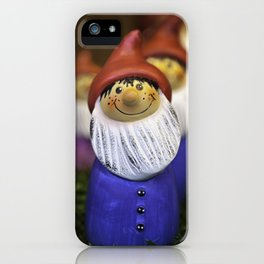 Christmas Gnomes iPhone Case