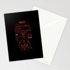 Virtual & Boy Stationery Cards