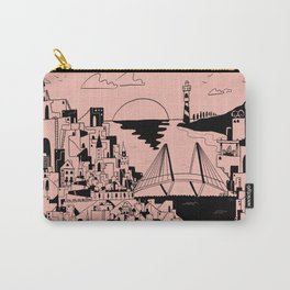 Holy City Heights Carry-All Pouch