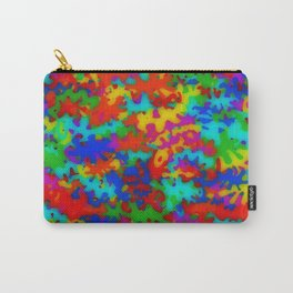 Rainbow camouflage Carry-All Pouch