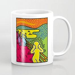 Screaming Coffee Mug