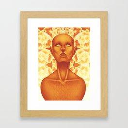 68 Framed Art Print