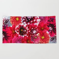Botanical Beauty II Beach Towel