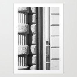 Israels Plads VI Art Print
