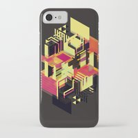 literary iPhone & iPod Cases featuring Utopia in Six or Seven Colors by John Magnet Bell