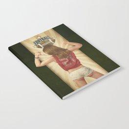 VINTAGE GIRLS - Footnall Notebook