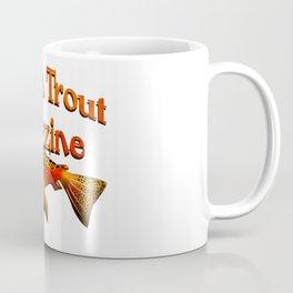 Brown Trout Magazine Coffee Mug