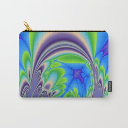 Fractal Arch Carry-All Pouch