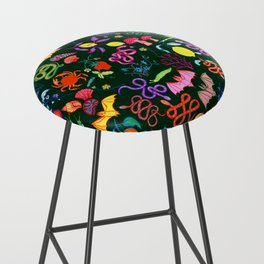 Creepers Bar Stool