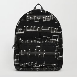 Nota Bene (black) Backpack