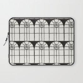 Window Pattern Laptop Sleeve