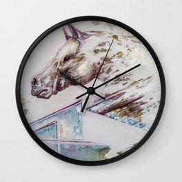 Horse Concept Wall Clock