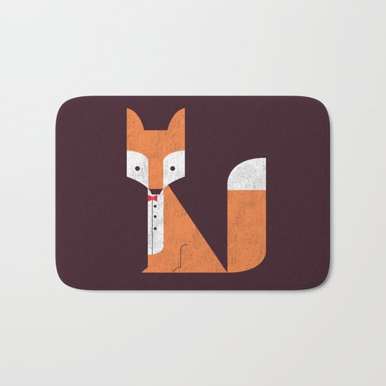 Le Sly Fox Bath Mat