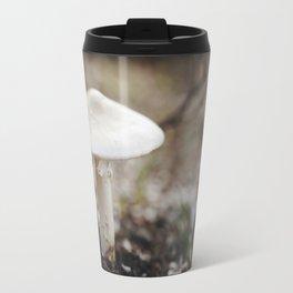 Lone Mushroom Travel Mug