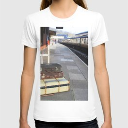 Cases At The Old Railway Station T-shirt