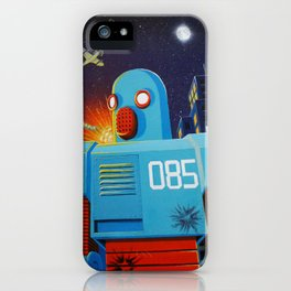 Malfunction 85 iPhone Case
