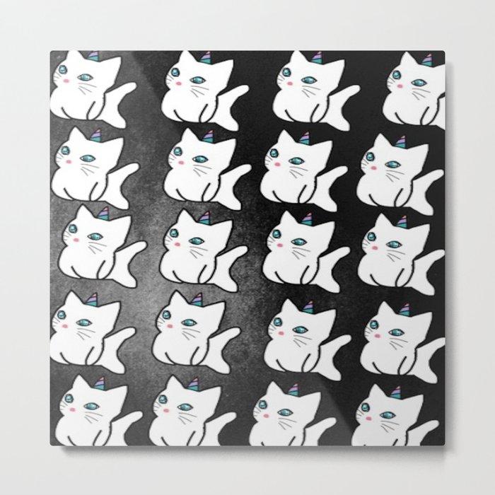 cat-41 Metal Print