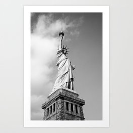 Lady Liberty - NYC Kunstdrucke