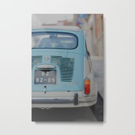 Made in Italy Metal Print