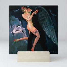 Tango of the Archangel by Kees Van Dongen Mini Art Print