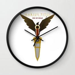 Marius Titus Wall Clock