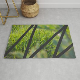 deliberate herb Rug