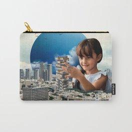 Jenga Tel Aviv Carry-All Pouch