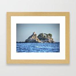 Petrovac, Montenegro Framed Art Print