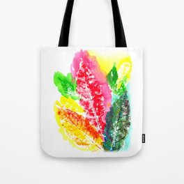 The Leaves Tote Bag