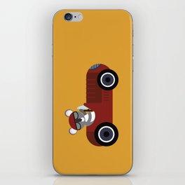 Koala Racer iPhone Skin