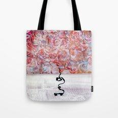 MiroCosmic StillLife Scene Tote Bag
