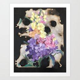 burn-20 Art Print