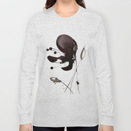 Organic Impressions No.315 by Kathy Morton Stanion Long Sleeve T-shirt