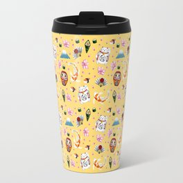Japanese icon Travel Mug