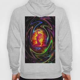 Atrium Abstract - Perfection - Akt 22 Hoody