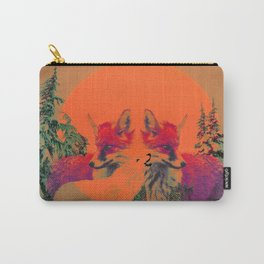 Wolf Heart Carry-All Pouch