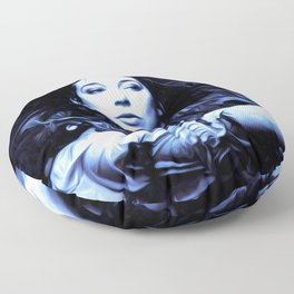 Kate Bush - The Ninth Wave - Pop Art Floor Pillow