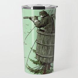 DISCOVERING PORTLAND Travel Mug