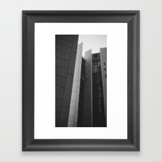 Building Vernacular  Framed Art Print
