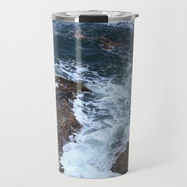 Rough waters Travel Mug