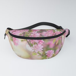 Spring Pink Fanny Pack