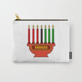Kwanzaa Carry-All Pouch