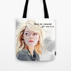 You're Not Important. Tote Bag