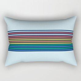 Vintage T-shirt No4 Rectangular Pillow