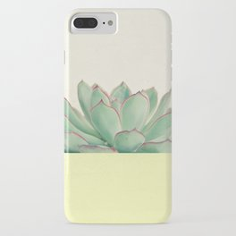 Succulent Dip II iPhone Case