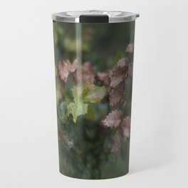 Oak Leaves Travel Mug