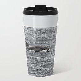 Dolphin fin Travel Mug