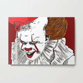 Float With Us Metal Print