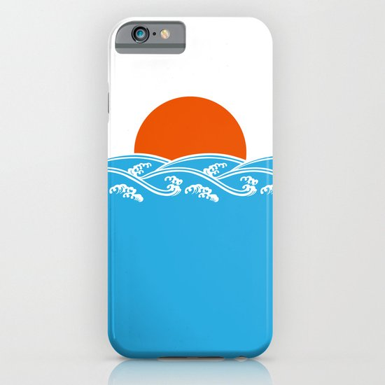 Japanese Tsunami  iPhone & iPod Case