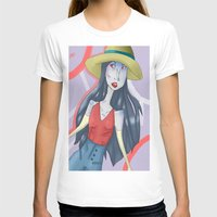 marceline T-shirts featuring marceline!! by clairen0vak